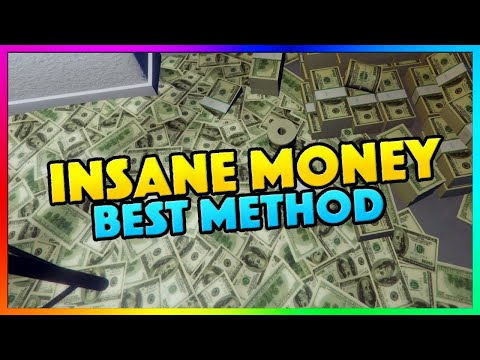 GTA Online - SOLO MONEY METHOD - (How To Make MONEY) PS4/Xbox One/PC 1.52 *NEW* (Unlimited Money/RP)
