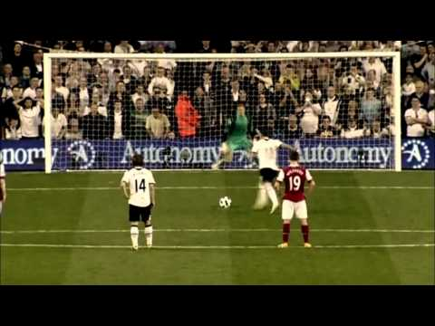 All Rafael van der Vaart Goals for Tottenham Hotspur