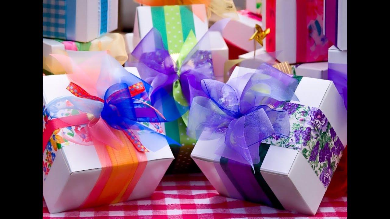 Подарки на Новый год: идеи, варианты, советы