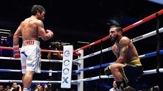 Manny Pacquiao vs. Lucas Matthysse AFTERMATH! DEVASTATING TKO!