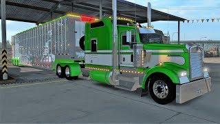 American Truck Simulator Kenworth W900 86 in. studio BIG BOB 3.0 edition