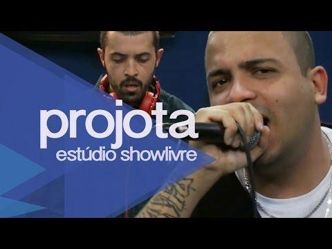 """Projota em """"Muita luz"""" no Estúdio Showlivre 2013"""