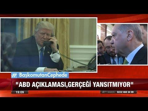 Abd'den diplomatik skandal! - 25 Ocak 2018
