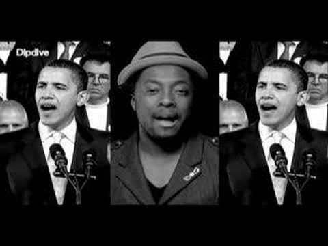 Black Eyed Peas - Yes We Can