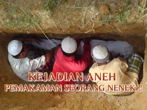 Video Aneh Tapi Nyata kejadian Aneh Saat Pemakaman Seorang Nenek Meninggal Tidak Wajar !! video
