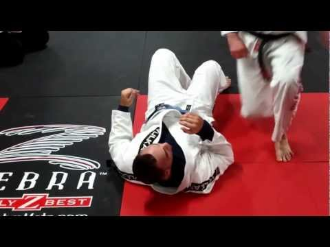 Dela Riva Pass to Submission - Emerson Souza - Long Island Brazilian Jiu Jitsu and MMA Image 1