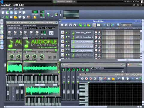 Linux Multimedia Studio 0.4 8 Free Download Chip