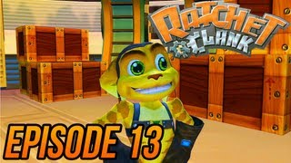 Ratchet and Clank (HD Collection) - Episode 13