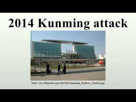 2014 Kunming attack