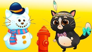 КОТЕНОК БУБУ #12 - Мой Виртуальный Котик - Bubbu My Virtual Pet игровой мультик для детей #ПУРУМЧАТА