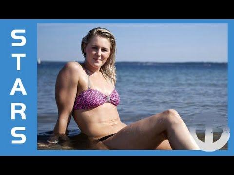 Jeanette Ottesen | Denmark's Swimming Star on Trans World Sport