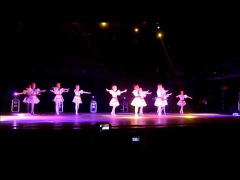 Ballet Bravo Red Sea Joys - Chardash