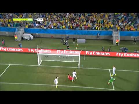Nigeria vs Bosnia 1-0 (21/06/14) HIGHLIGHTS