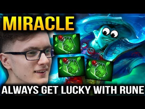MIRACLE the Lightning Ball Destroy Enemies with Storm Spirit Dota 2