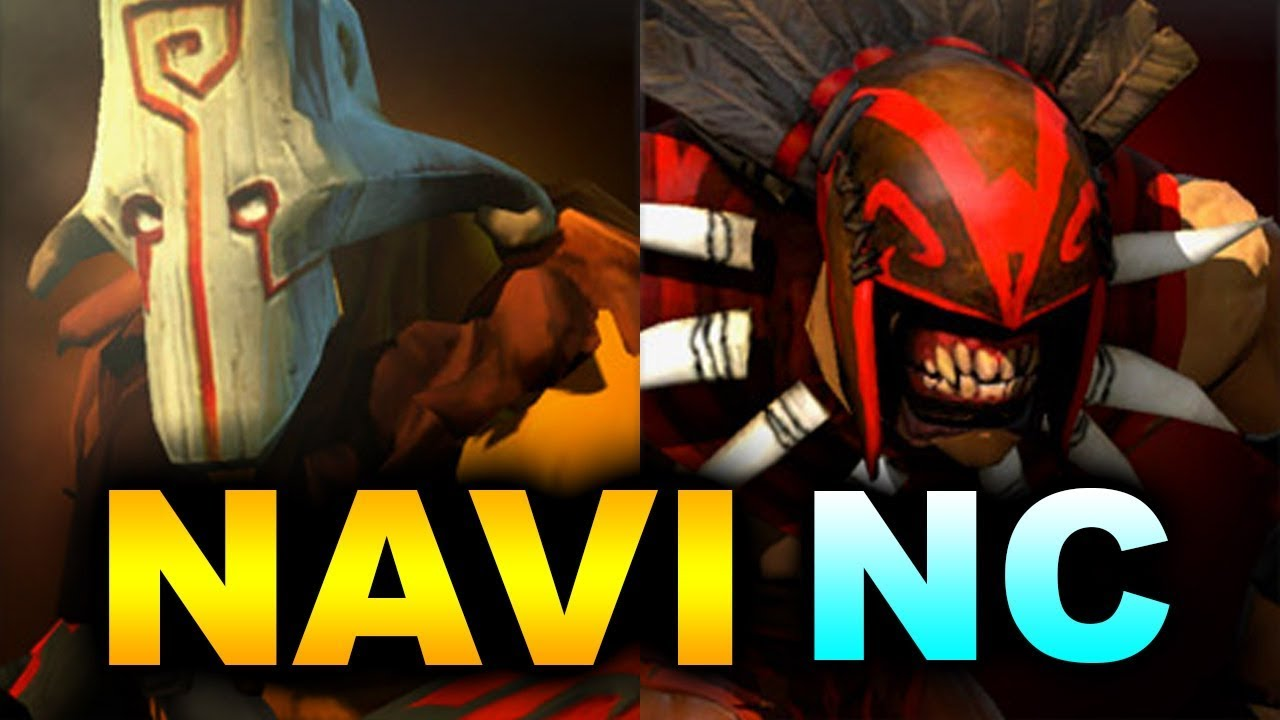NAVI vs No Creativity - CIS 1/4 FINAL - AMD SAPPHIRE DOTA PIT Minor 2019 DOTA 2