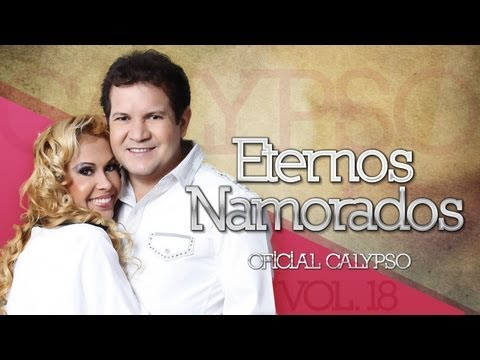 Banda Calypso - CD Vol 18 Eternos Namorados