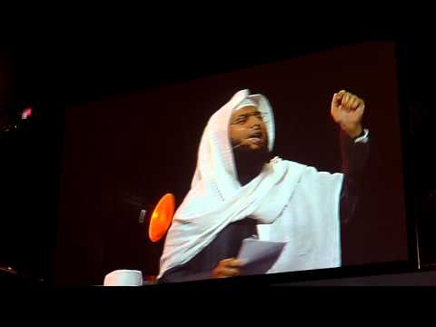 Sheikh Mohammad Al-sawi In France video