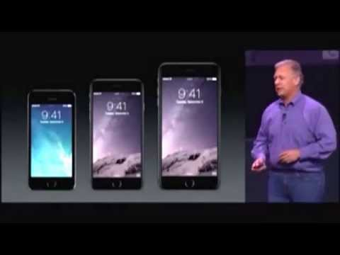 Apple Keynote FULL - September 9, 2014 - iPhone 6, iWatch, Apple Watch, iPhone 6 Plus! (Part 1 of 3)