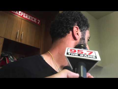 Sakamoto: 49ers QB Colin Kaepernick Had This To Say About Benching