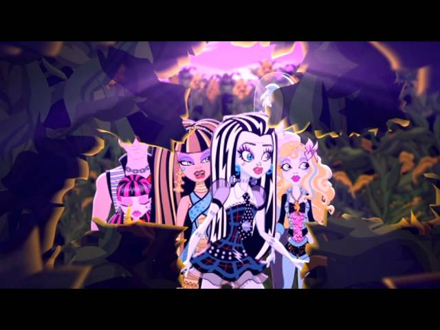 Monster High - 13.1 - Dost už bylo Voodoo