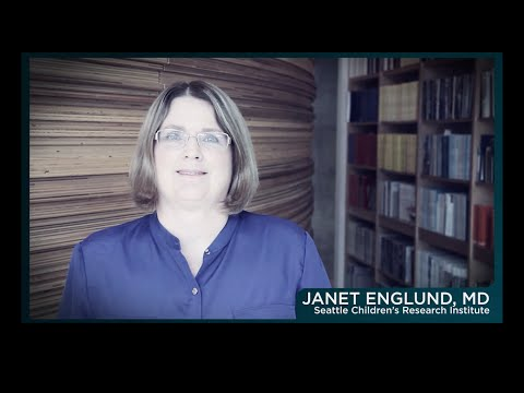 Seattle Children's Research Institute's Faces of Research – Meet Dr. Janet Englund