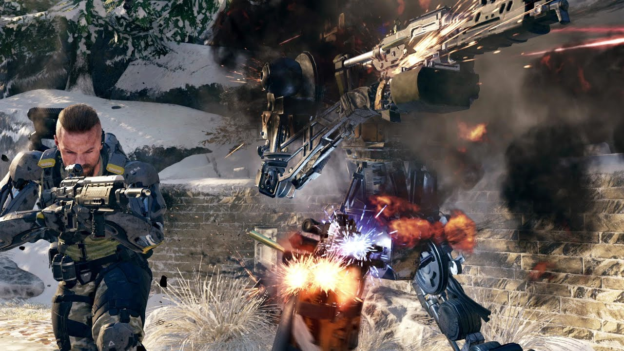 Call of Duty: Black Ops III – Official Multiplayer Reveal Trailer