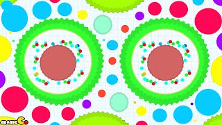 AGARIO TROLLING AND REVENGE IN EXPERIMENTAL MODE Agar.io Funny Moments!