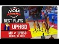 NCAA 94 MB: Prince Eze outmuscles Warren Bonifacio with STRONG move | UPHSD | Best Plays