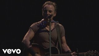 Watch Bruce Springsteen This Hard Land video