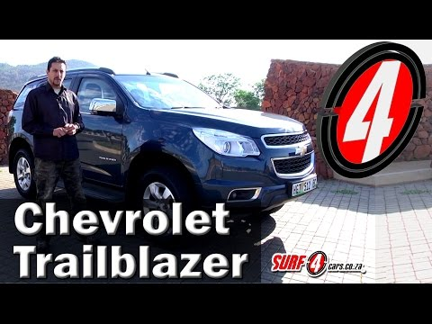 2014 Chevrolet Trailblazer   New Car Review