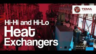 Hi-Hi vs Hi-Lo construction of Screw Plug Heat Exchangers