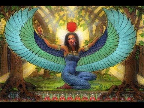 GODDESS ISIS SPEAKS ☥ EGYPTIAN ORACLE CARDS ☥ LOVE ... Egyptian God Nephthys