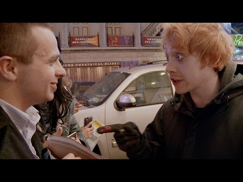 Waiting for Rupert Grint - Tom Felton Meets the Superfans: Preview - BBC Three