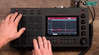 Akai MPC Live Demo