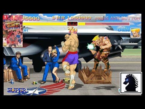 NS Ultra Street Fighter II: The Final Challengers - Sagat