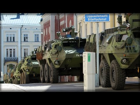 PUTIN THREATENS FINLAND WITH SEVERE CONSEQUENCES IF THEY JOIN NATO