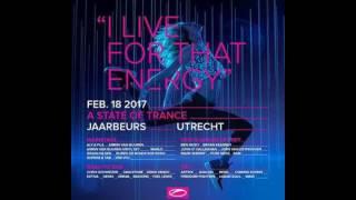 Yoel Lewis Live at ASOT 800 Festival Utrecht..