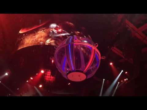 Muse - Supermassive Black Hole (Live in Moscow 21.06.2016)