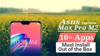 Asus Zenfone Max Pro M2 Must- Have Apps | Top 10+ Best Apps for Max Pro M2