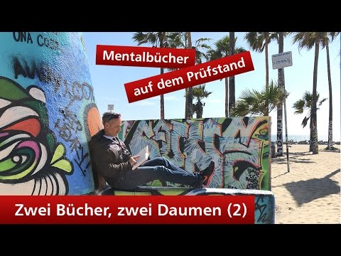 Mentaltraining: Zwei Bücher, zwei Daumen (2) | Buchrezensionen