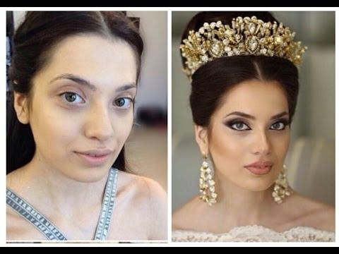 Как самим сделать свадебный макияж