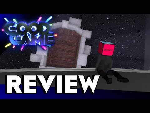 Good Game Review - The Beginner's Guide - TX: 20/10/2015