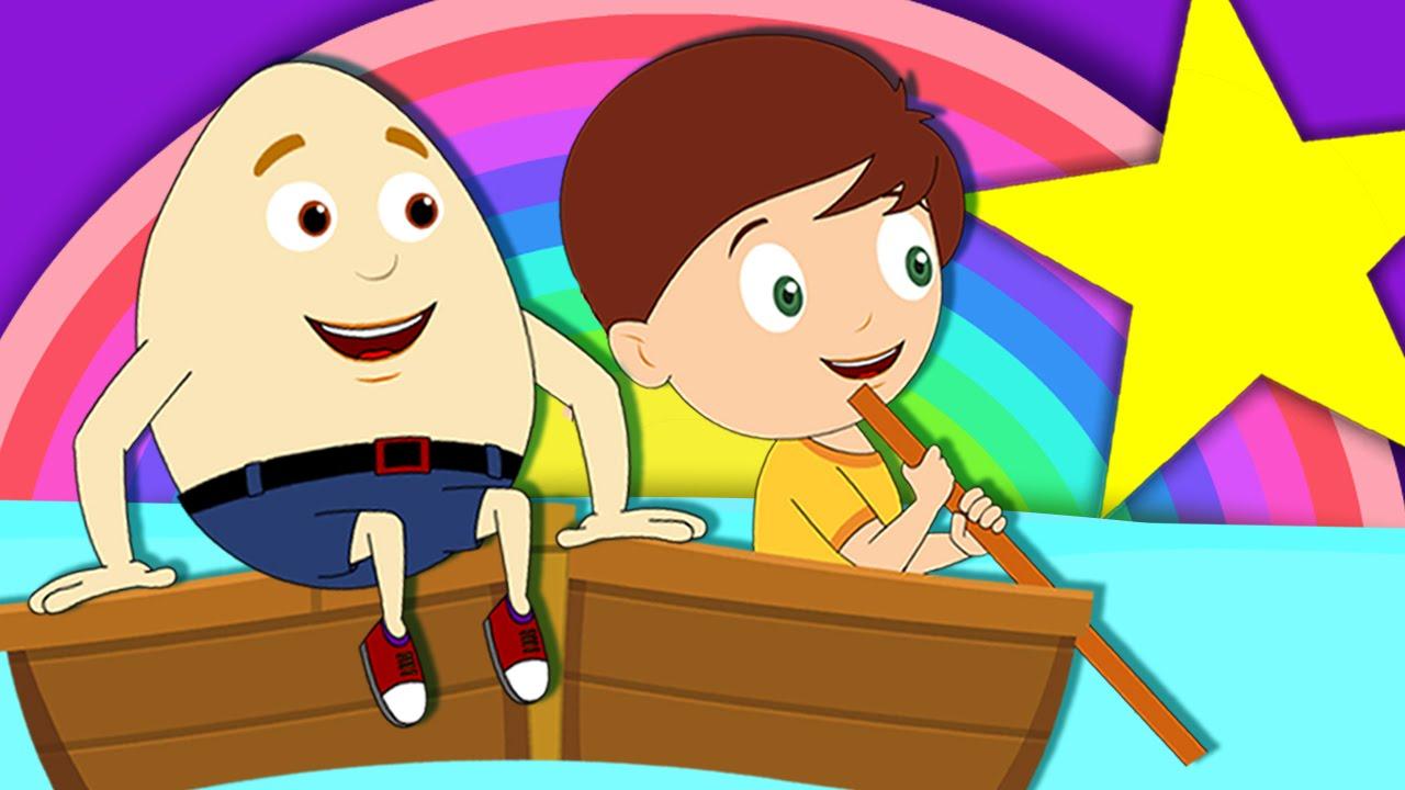 The Best Nursery Rhymes in English | LooLoo Kids - YouTube