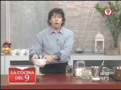 Peceto con salsa de hongos y oquis de pan 2 de 3 for Cocina 9 ariel rodriguez palacios facebook