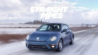 2018 VW Beetle Coast Review - Its a Beetle