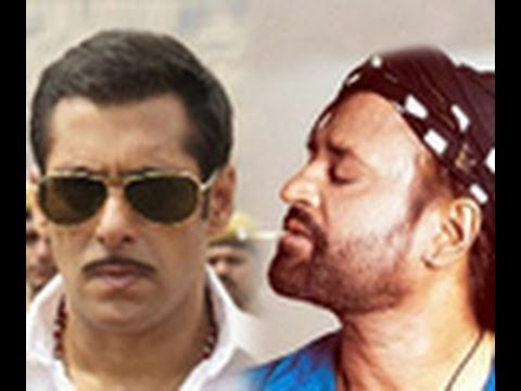 Salman as Rajinikanth in a Biopic