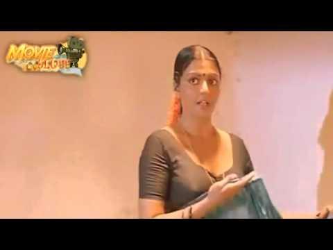 Wet Tamil Actress Banupriya Hot With Sathyaraj video