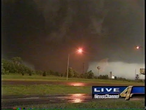 May 3, 1999 Tornado - KFOR Live Coverage