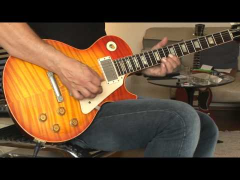 2003 Gibson Les Paul 59 Reissue Dave Johnson Historic Makeover Part1