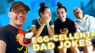 Chicken Dad Jokes and How To Make My Grandma's Eggs